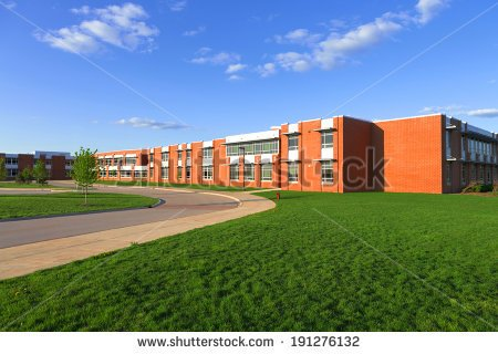 stock-photo-modern-school-building-with-lawn-191276132